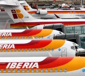 Авиакомпания Iberia авиабилеты и расписание рейсов