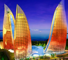 Комплекс «Flame Towers»
